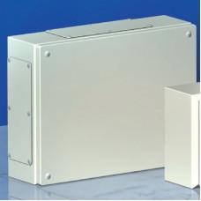 Сварной металлический корпус CDE, 600x200x120 мм, IP66   R5CDE62120   DKC