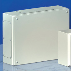 Сварной металлический корпус CDE, 800x400x120 мм, IP66   R5CDE84120   DKC
