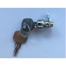 Замок для дверцы щитка встраиваемого IP41   87189   DKC