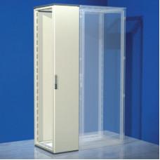 Сборный шкаф CQE, без двери и задней панели, 1800x400x600 мм   R5CQE1846S   DKC