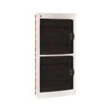 Щиток встраиваемый с дверцей 72мод. IP41 белый | 81572 | DKC