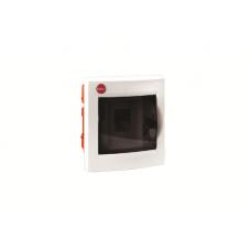 Щиток встраиваемый 4 мод.,IP 41 ,белый | 81504 | DKC