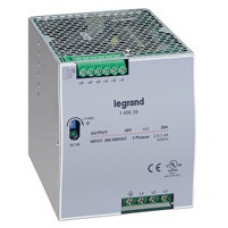 3-фазный Импульсный источник питания 48В 960Вт 20A | 146639 | Legrand
