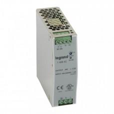 1-фазный Импульсный источник питания 48В 120Вт2,5A   146642   Legrand