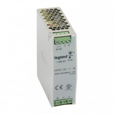 1/2-фазныйИмпульсный источник питания 24В 120Вт5A | 146663 | Legrand