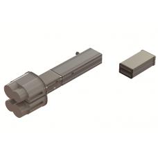 Питающий элемент + заглушка, тип 2, Cu, 2P/4P, 25A   LTC25DFED4AA000   DKC