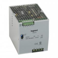 3-фазный Импульсный источник питания 24В 960Вт 40A   146636   Legrand