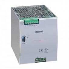 1-фазный Импульсный источник питания 48В 240Вт 5A | 146643 | Legrand