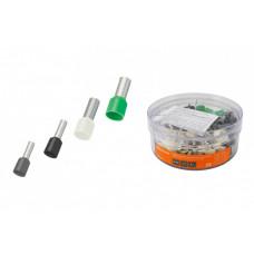 Набор наконечников-гильз серии Е №2 (Е4009, Е6012, Е10-12, Е16-12) | SQ0512-0017 | TDM