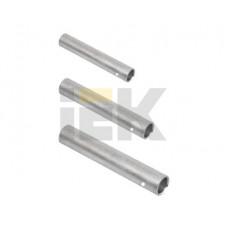 Гильза GL-120 алюминиевая соединительная | UGL10-120-15 | IEK