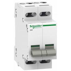 ВЫКЛЮЧАТЕЛЬ НАГРУЗКИ iSW 4П 20A | A9S60420 | Schneider Electric