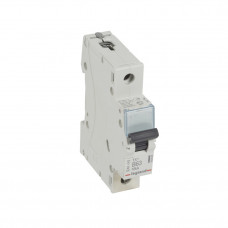 Выключатель автоматический однополюсный TX3 6000 63А B 10кА   403866   Legrand