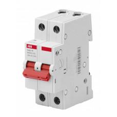 Выкл. нагрузки 2P, 16A, BMD51216 | 2CDD642051R0016 | ABB