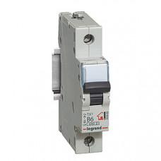 Выключатель автоматический однополюсный TX3 6000 63А C 6кА   404034   Legrand