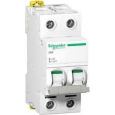 ВЫКЛЮЧАТЕЛЬ НАГРУЗКИ iSW 2П 100A | A9S65291 | Schneider Electric