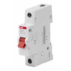 Выкл. нагрузки 1P, 63A, BMD51163 | 2CDD641051R0063 | ABB