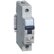 Выключатель автоматический однополюсный TX3 6000 20А C 10кА | 403917 | Legrand