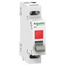 ВЫКЛЮЧАТЕЛЬ НАГРУЗКИ С ИНДИКАТОРОМ iSW 2П 20A КРАС | A9S61220 | Schneider Electric