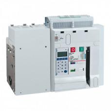 Воздушный автоматический выключатель DMX3 2500 - LCu 100 кА - фиксированное исполнение - 4П - 1600 A | 028674 | Legrand