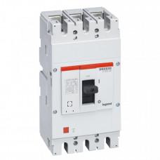 DRX630 термомагнитный 630A 4П 36кА | 027241 | Legrand