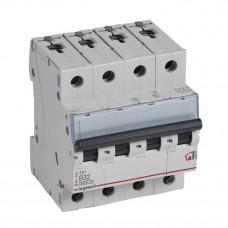 Выключатель автоматический четырехполюсный TX3 6000 32А B 6кА | 404017 | Legrand