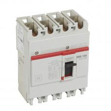 DRX125 термомагнитный 125A 4П 20kA | 027223 | Legrand