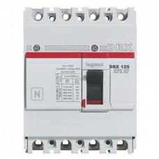 DRX125 термомагнитный 125A 4П 36KA | 027227 | Legrand