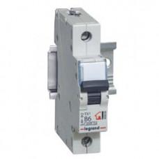 Выключатель автоматический однополюсный TX3 6000 25А B 6кА | 403974 | Legrand