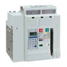 Воздушный автоматический выключатель DMX3 - B 1600 - LCu 42 кА - выкатное исполнение - 3П - 800 A | 028701 | Legrand