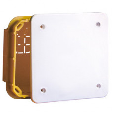 Коробка ответвительная прямоуг. для тверд. стен. IP40. 118х96х70мм | 59363 | DKC