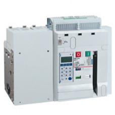Воздушный автоматический выключатель DMX3 2500 - LCu 100 кА - фиксированное исполнение - 3П - 1250 A | 028663 | Legrand