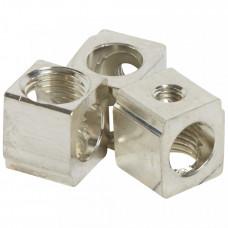 Набор из 60 торцевых зажимов - на токи от 60 до 100 А - для DRX 125 - 3П | 027193 | Legrand