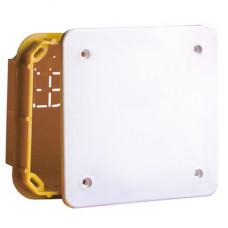 Коробка ответвительная прямоуг. для тверд. стен. IP40. 92х92х45мм | 59361 | DKC