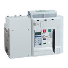 Воздушный автоматический выключатель DMX3 4000 - LCu 100 кА - фиксированное исполнение - 4П - 3200 A | 028677 | Legrand