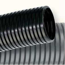 Труба гибкая гофрированная ПА 6 DN7мм ПВ-2 Dвн 6,8мм Dнар 10,1мм, чёрный   PA600710F2   DKC