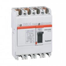 DRX125 термомагнитный 80A 4П 36KA | 027260 | Legrand
