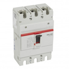 DRX250 термомагнитный 160A 3П 18kA | 027228 | Legrand