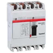 DRX125 термомагнитный 40A 4П 10KA | 027014 | Legrand
