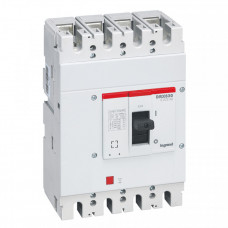 DRX630 термомагнитный 500A 4П 50кА | 027248 | Legrand