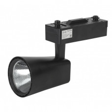 Светильник трековый светодиодный TR4-20 BK 20Вт 4000К IP20 черный   Б0032166   ЭРА