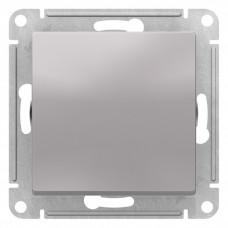 AtlasDesign Алюминий Переключатель 1-клавишный, сх.6, 10АХ, механизм | ATN000361 | Schneider Electric
