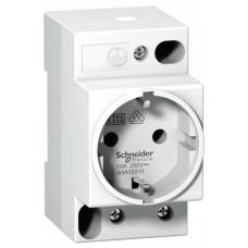 ЩИТ.РОЗ. iPC DIN 2П+T 16A 250В НЕМ | A9A15310 | Schneider Electric