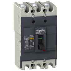 АВТ. ВЫКЛ. EZC100 30 кА/380 В 3П3Т 32 A   EZC100H3032   Schneider Electric