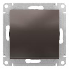 AtlasDesign Мокко Переключатель 1-клавишный, сх.6, 10АХ, механизм | ATN000661 | Schneider Electric