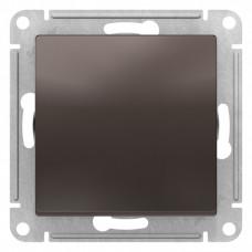 AtlasDesign Мокко Выключатель 1-клавишный сх.1, 10АХ, механизм | ATN000611 | Schneider Electric