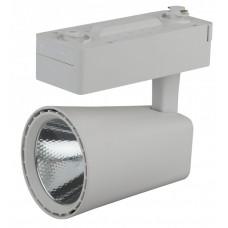 Светильник трековый светодиодный TR4-20 WH 20Вт 4000К IP20 белый   Б0032113   ЭРА