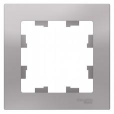 AtlasDesign Алюминий Рамка 1-ая | ATN000301 | Schneider Electric