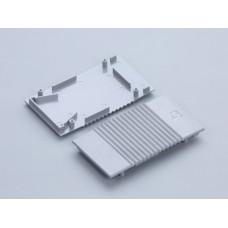 Комплект крышек End cup set LINER/S LED TH S металлик | 2473000020 | Световые Технологии