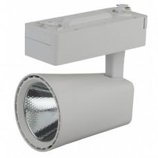 Светильник трековый светодиодный TR4-30 WH 30Вт 4000К IP20 белый   Б0032161   ЭРА