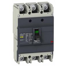 АВТ. ВЫКЛ. EZC250F 18 кА/400В 3П3Т 160 A   EZC250F3160   Schneider Electric